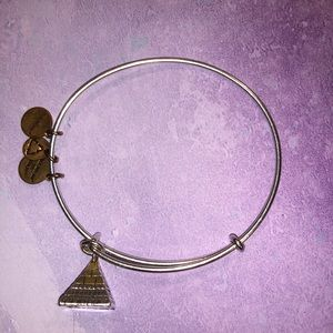 Alex and Ani Pyramid Bangle